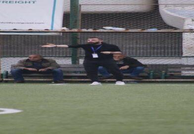 لقاء رياضي مع مدرب فريق الصفاء شويت الكابتن عمر مناصفي