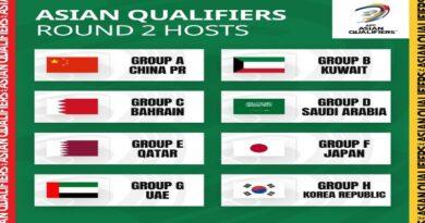 كوريا ج تستضيف مباريات المجموعة ٨